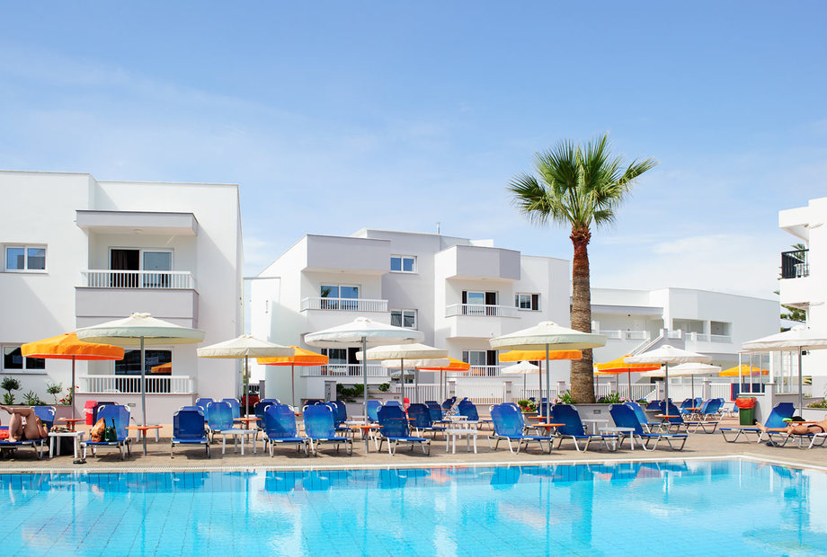 Hotell Christabelle Ayia Napa