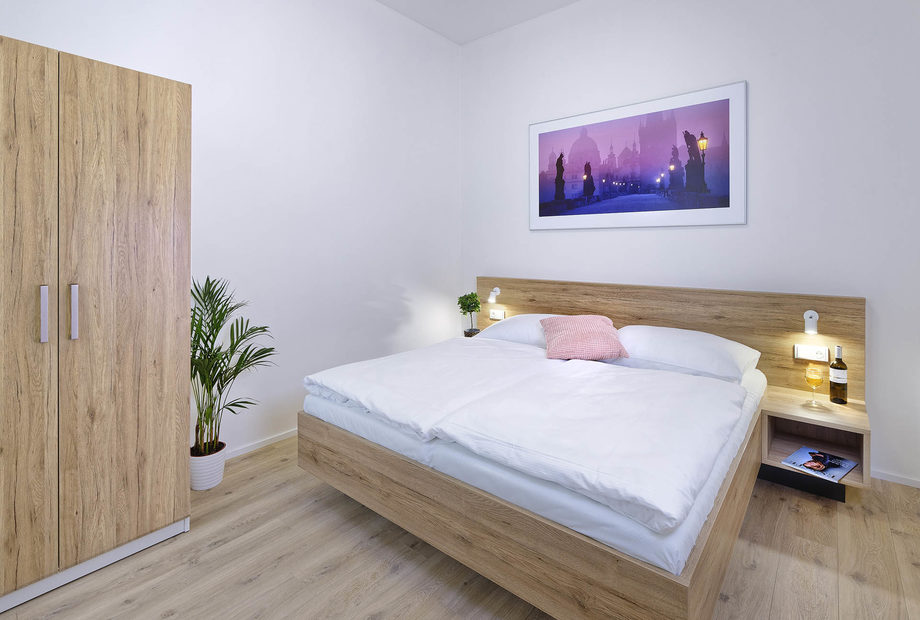 Hotell Downtown Suites Prag